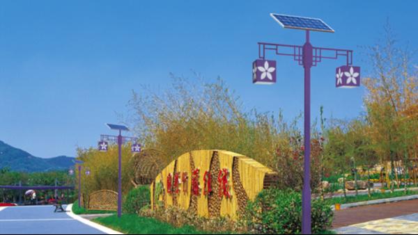 鑫永虹照明为您讲述太阳能庭院灯的几大优点