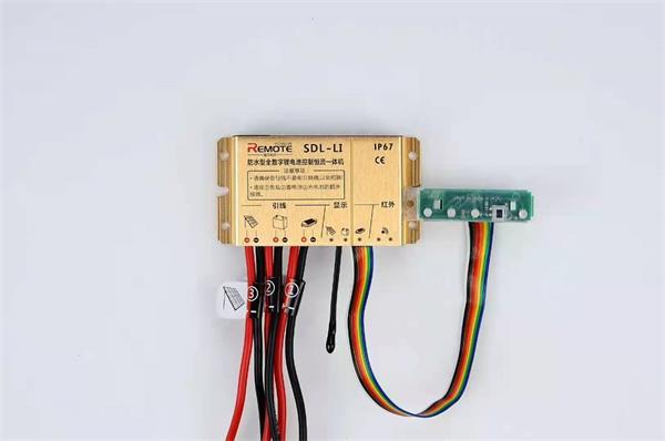 太阳能路灯升压控制器