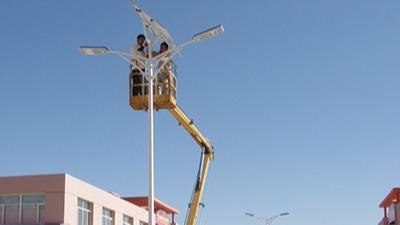 太阳能路灯生产厂家分析道路照明与景观照明的区别