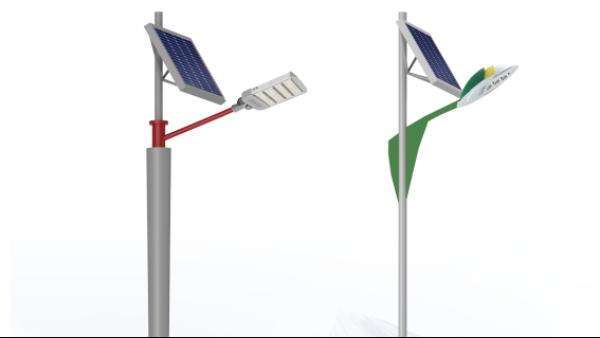为什么农村太阳能路灯工作到下半夜会越来越暗?
