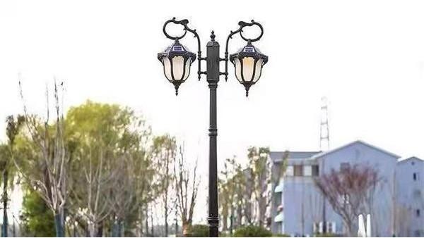 如何选择小区景观庭院灯?下面6点您一定要注意到!