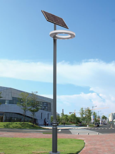 鑫永虹照明太阳能庭院灯