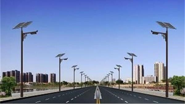 新农村LED太阳能路灯的安装事宜