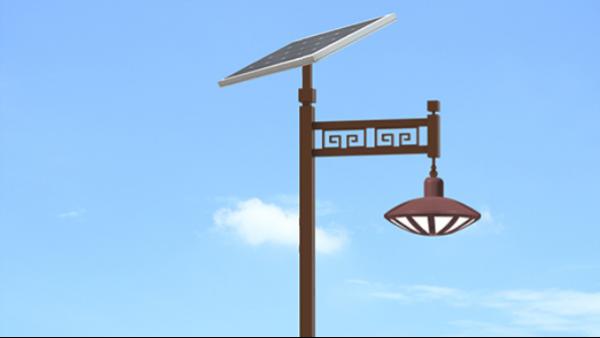 太阳能庭院灯备受喜欢,发展前景一片良好!