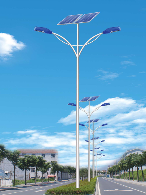 鑫永虹照明太阳能路灯