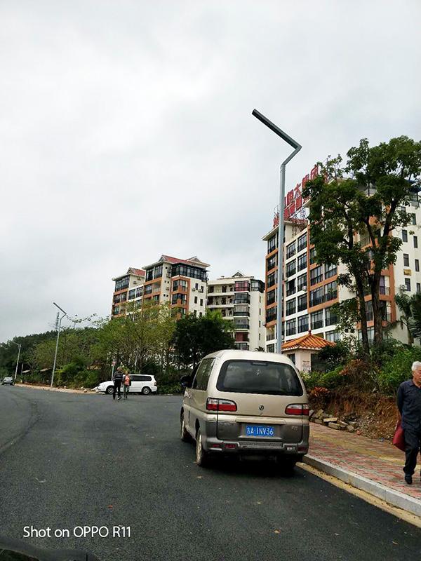 市政LED路灯工程