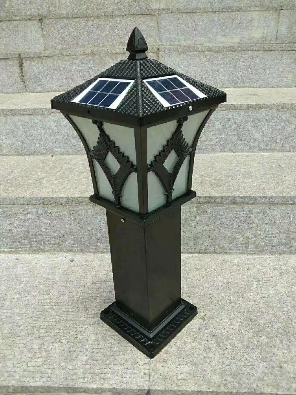 鑫永虹照明太阳能草坪灯
