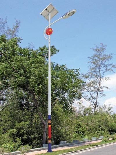 太阳能路灯YH-012