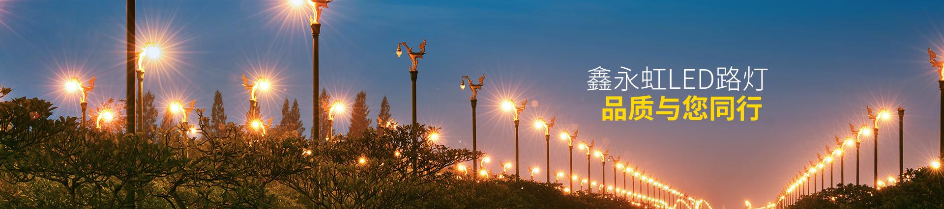 鑫永虹LED路灯-品质与您同行