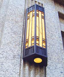 柱头灯系列