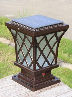 太阳能柱头灯系列