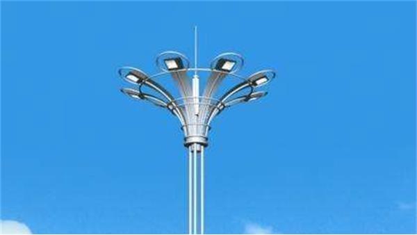 高杆灯必须具备的三大性能标准,您知道吗?