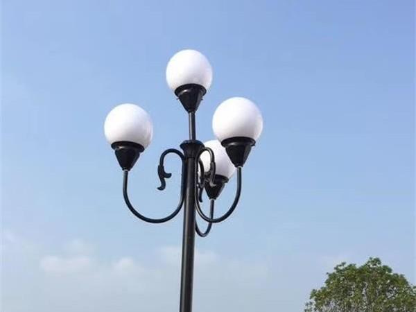 鑫永虹LED庭院灯幼儿园园区也是如此闪耀