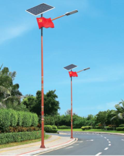 鑫永虹LED太阳能路灯2203