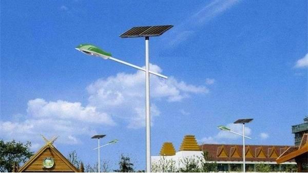 一分钟快速教您安装LED太阳能路灯的技巧